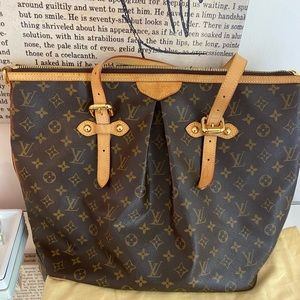 Palermo GM Authentic Louis Vuitton